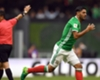 El partido de Carlos Vela ante Portugal