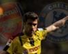 Chelsea & Arsenal chasing Sokratis