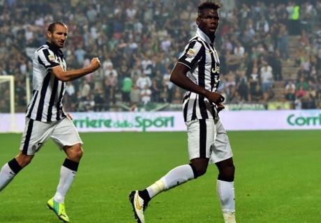 Juventus, Pogba sur le banc pour la réception de Palerme