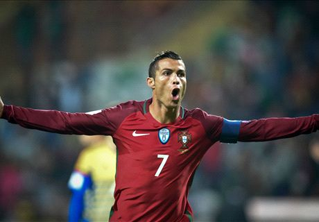 Betting: Ronaldo fav for Golden Shoe