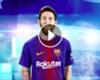 ► Messi y el Barça felicitan al GSW