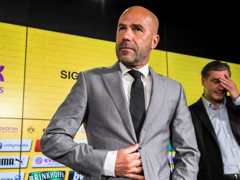 Passionate fighter Bosz is like Guardiola, says Cruyff