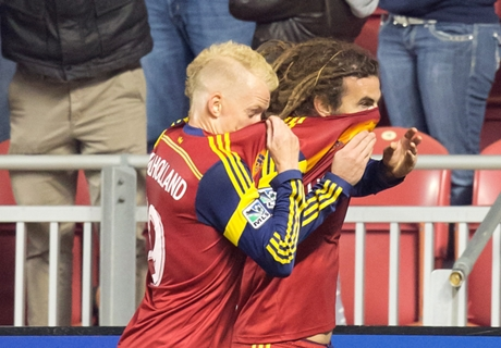 RSL finishes regular season in third