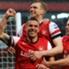 Per Mertesacker & Lukas Podolski - FC Arsenal