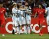 Report: Singapore 0 Argentina 6