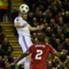 Benzema scoorde tweemaal op Anfield