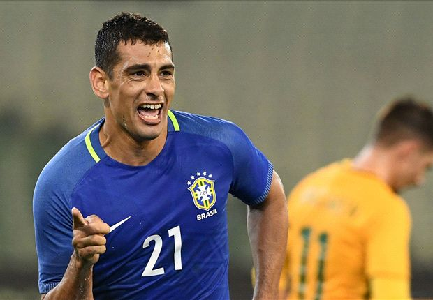 13th time lucky - Diego Souza returns to Brazil fold
