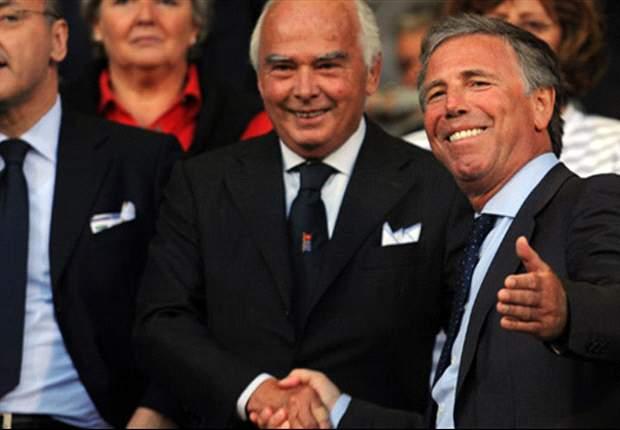 La morte di Garrone scuote tutta Genova, anche i cugini rossoblù ricordano commossi il patron della Sampdoria