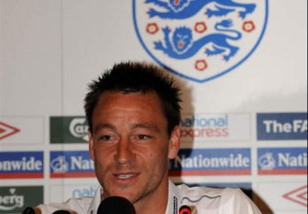 Chelsea's John Terry Claims History Will Spur England Against Croatia