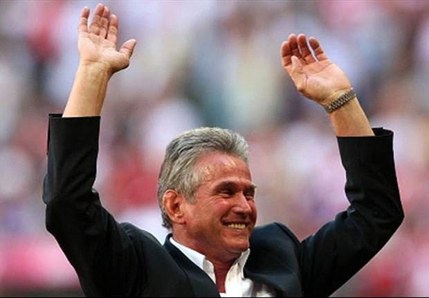 'I went to bed with the Old Lady' - Heynckes