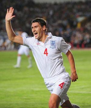 WCQ: Gareth Barry, Kazakhstan v England (PA)