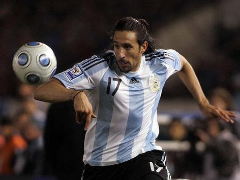 Jonas Gutierrez - Argentina (Mexsport)
