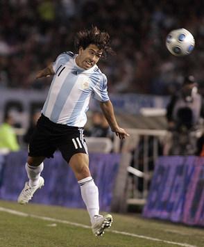 Carlos Tevez - Argentina (Mexsport)