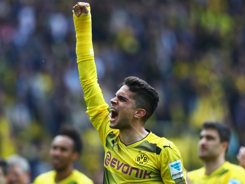 Dortmund comeback the best moment of Bartra's career