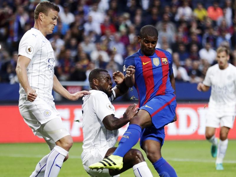 Defender Marlon Santos secures permanent Barcelona switch