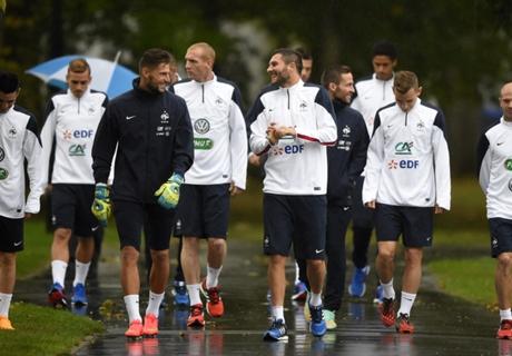 Classement FIFA, la France 7ème