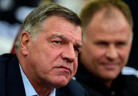 Allardyce calm over new contract
