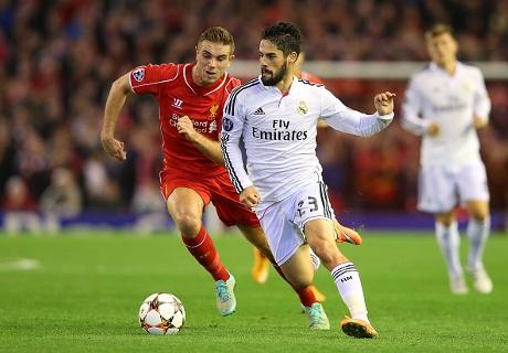 Schenkt Liverpool gegen Real ab?