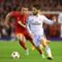 Jordan Henderson - Isco - Liverpool v Real Madrid