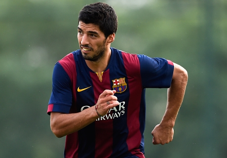 Suarez to make Clasico debut