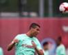Cristiano Ronaldo en 'modo zen'