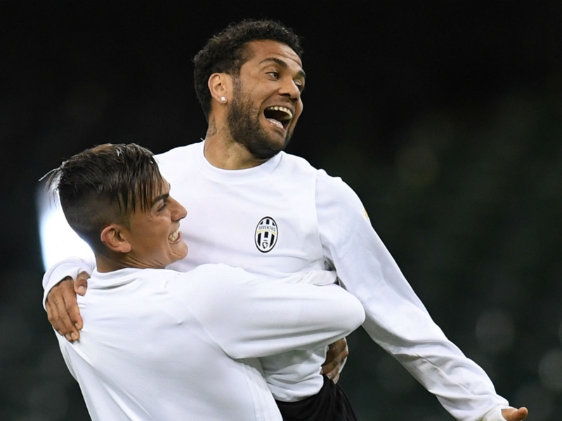 'Dybala needs to leave Juventus to improve' - Dani Alves