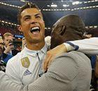 Revealed: Ronaldo's last speech for Real Madrid