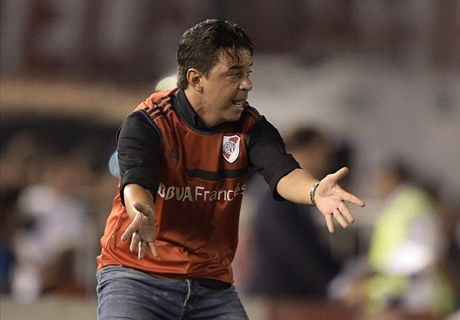 River no va a aflojar