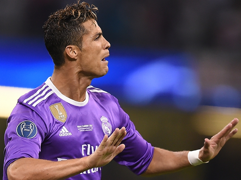 Bayern dismiss Ronaldo rumours as 'hoax of the day'