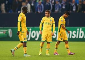 Sporting Lisbon players