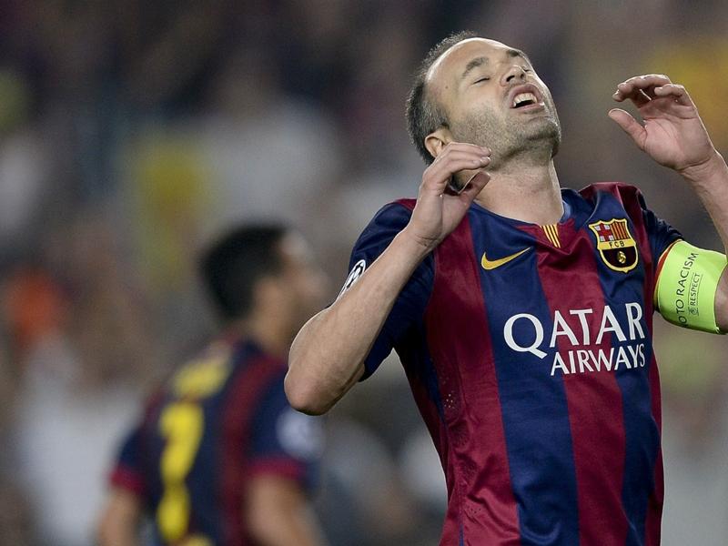Ultime Notizie: Oltre il danno la beffa, il Barcellona perde 'Clasico' e Iniesta