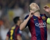 Barcelone, Iniesta out deux semaines