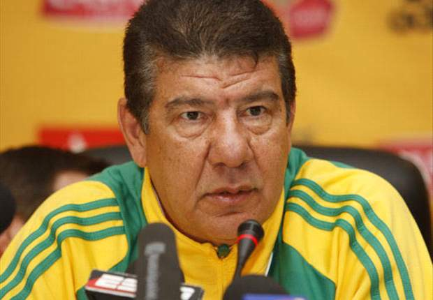 SAFA Say Joel Santana's Job As South Africa Coach Is Safe