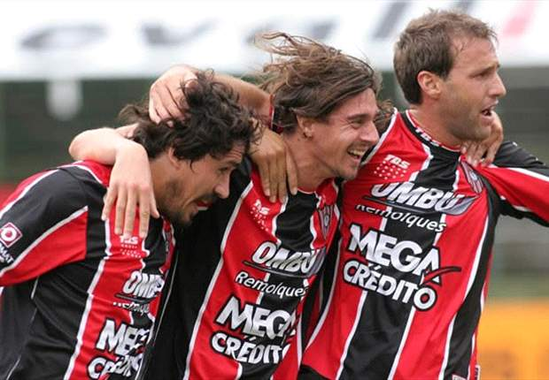 Arostegui played for Chacarita Jrs early in his career.