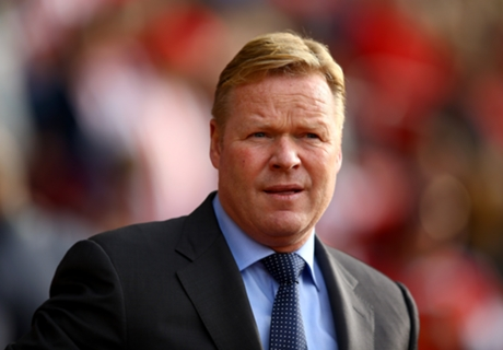 Koeman delighted with Saints spirit