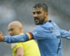 Villa shines in the rain in NYC win