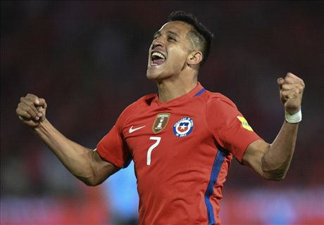 LIVE: Cameroon vs Chile