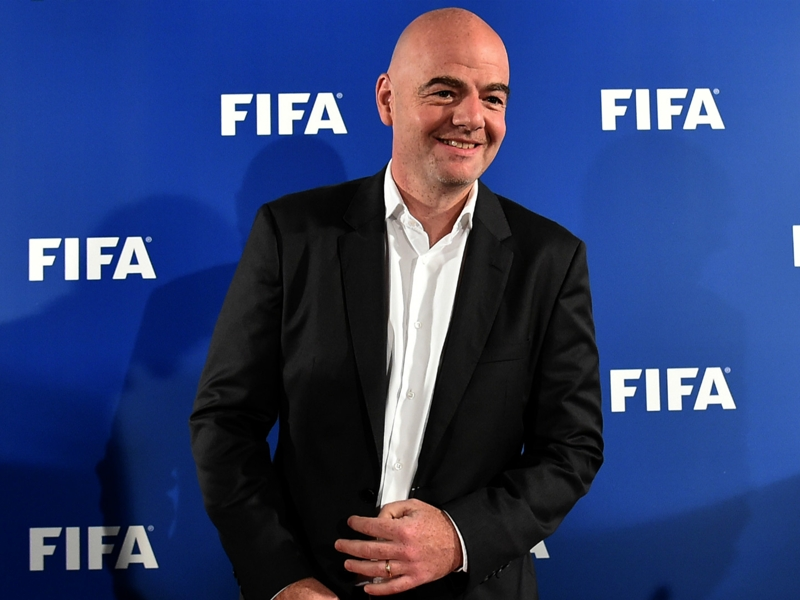 FIFA to pursue expanding Qatar 2022 World Cup to 48 teams with second host country