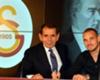 Dursun Özbek: Tudor'a güveniyoruz, Sneijder'le görüşeceğiz