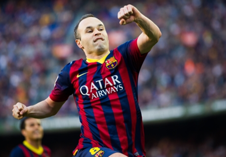 Iniesta espère un hommage pour Messi