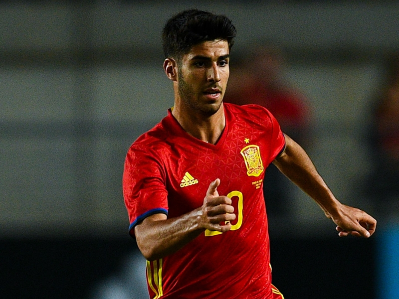'I must be humble' - Real Madrid star Asensio staying focused after Spain hat-trick