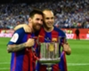 'Messi the best and Iniesta spectacular'