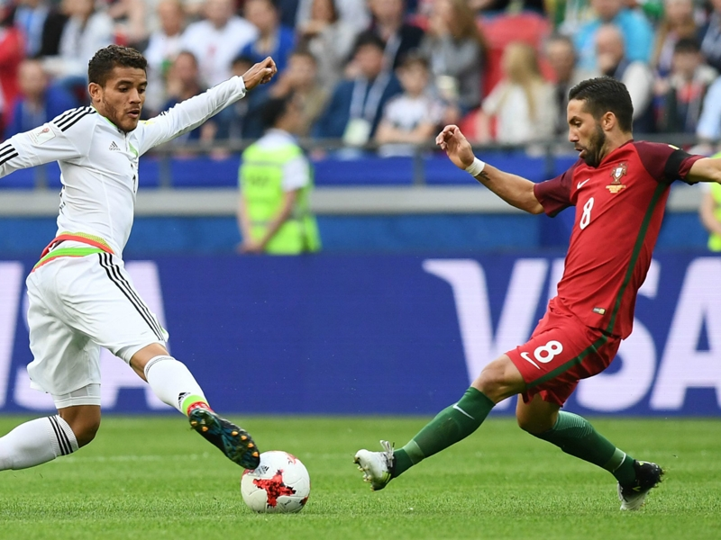 Dos Santos the boss of the midfield: Five thoughts from Mexico's draw against Portugal