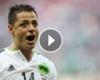 ► Chicharito dedicó el gol a su padre
