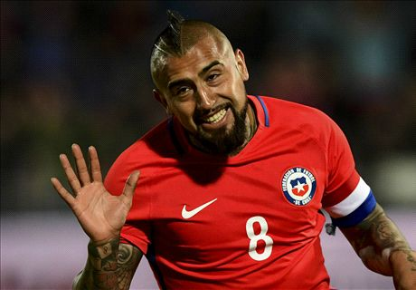Vidal: 'Ronaldo is a smart ass!'