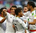 Moreno rescues a point for Mexico