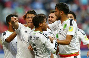 LIVE: Mexico vs New Zealand