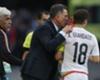 Osorio destaca posesión de balón