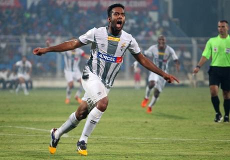 Lobo 'sparks' Kolkata comeback