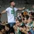I tifosi del Saint-Etienne hanno bloccato la metropolitana di Milano
